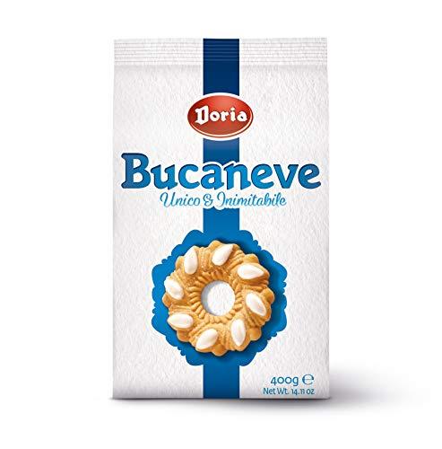 Doria Bucaneve Classico Kekse, italienische Mürbeteigplätzchen, 400g