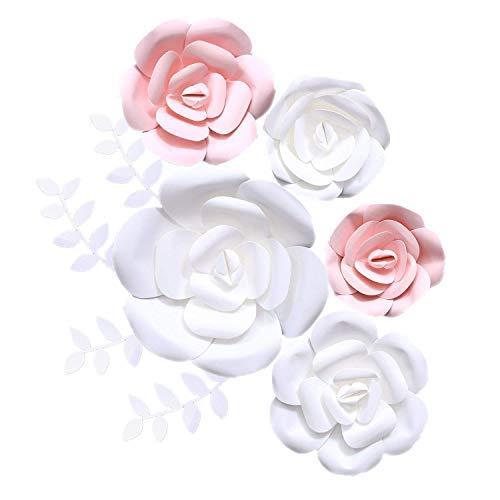 Big Paper Flowers Decorations Amazon Com