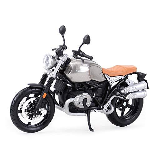 DSWS Motocicleta Miniatura 1:12 para Ninja H2R 1199 Diecast Aleación Motocicleta Modelo Modelo Juguete Coleccionables para Adultos Regalos De Cumpleaños para Niños