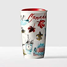 Starbucks Canada Double Wall Tumbler Canada Double Wall Tumbler- 2016 Local Collection 10 fl oz NEW
