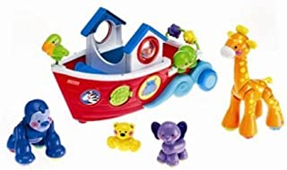 Best fisher price amazing animals roll along musical ark Reviews