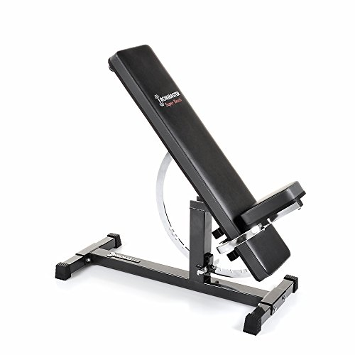 Adjustable Weight-Lifting Bench