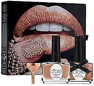 CIATÉ Caviar Manicure Luxe Nail Art Set GLEAM