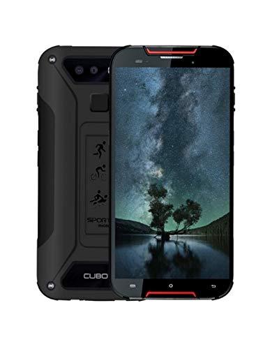 Telefono Movil Libre Quest Lite 5 3/32 Black Cubot