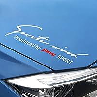 車のランプ眉毛装飾デカールステッカー、スズキアルトバレノセレリオグランド Vitara イグニスジムニー S-クロススイフト SX4