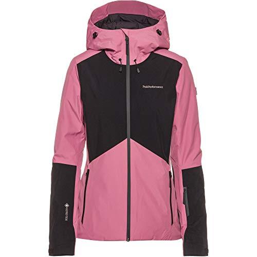 Peak Performance Damen Anima Skijacke rosa XL