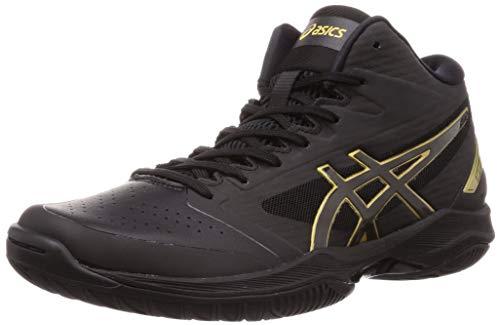 ASICS Men's Gelhoop V11 Black/Black Basketball Shoes - 7 UK/India (41.5 EU) (8 US)(1061A015.005)