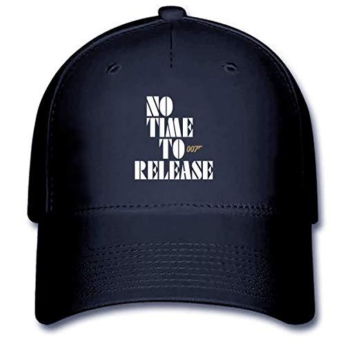 No Time To Release 007 Funny Cap – Jámés Bónd 007 No Time To Diiiee Cap For Men – Cap For Women Córónávírús Against Handmade Cap Customize Hat Hat 5020