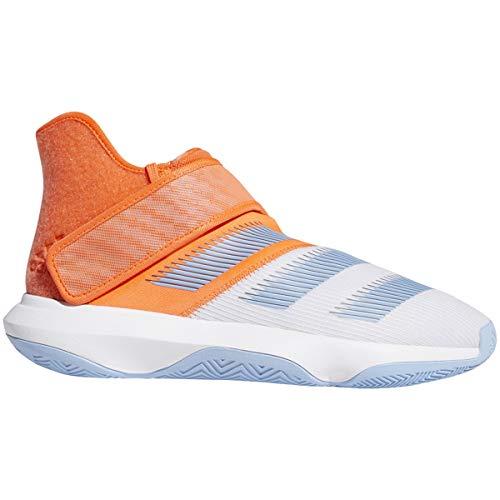 Adidas Harden B/E 3 - Zapatillas para Hombre, Color Blanco y Azul, Color, Talla 38 EU