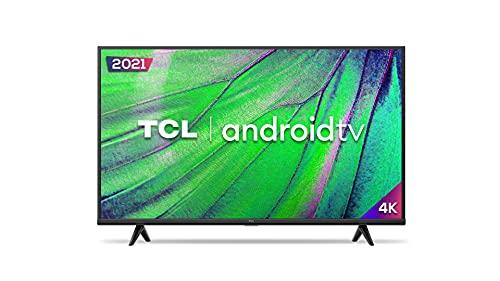 "Smart TV LED 43"" TCL P615 4K UHD HDR Android com Wi-Fi, Bluetooth e Google Assistant"