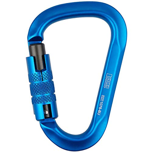 LACD Trilock HMS Big Karabiner, Blue