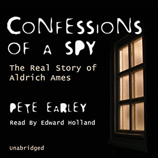 Confessions of a Spy audiobook cover art
