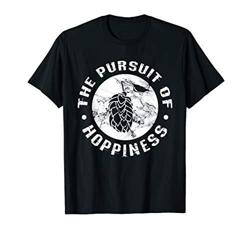 Streben nach Bier - Hopfen Bierbrauen T-Shirt