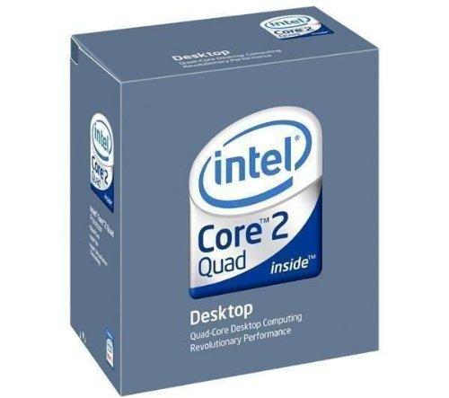 Intel Core 2 Quad Q8400s (2,66 GHz, 4 MB de caché, LGA 775, 1333 MHz FSB) de bajo Voltaje.