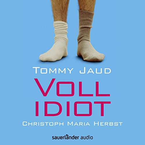 Vollidiot cover art