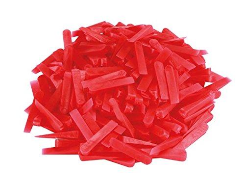 TOOLLAND HE983000 174653 - Cuñas de plástico (250 unidades