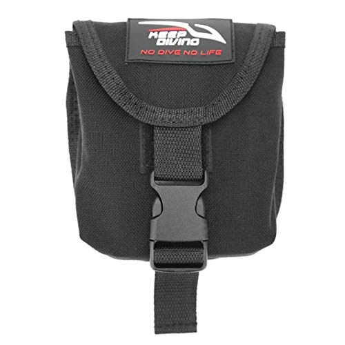 1989candy Webbling - Cinturón de Carga para Buceo (2 kg, 5 mm)