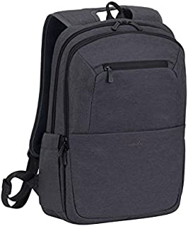 """Rivacase 7760Backpack for Laptop up to 15.6"""" black"""
