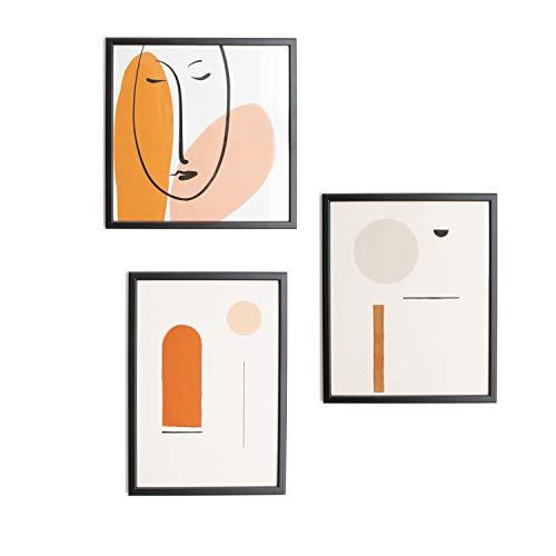 Belssia kunstdruk op hoogwaardig mat papier, uniek