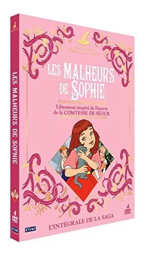 Les malheurs de Sophie, intégrale DVD