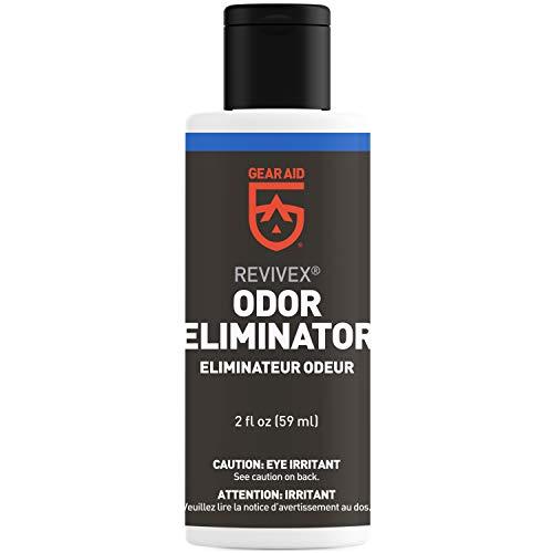 GEAR AID Revivex Odor Eliminator, All-Natural Formula for Tents, Footwear and Sports Gear, 2 fl oz