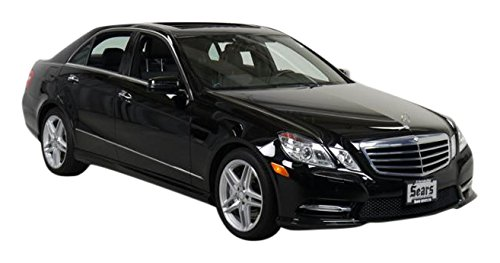 2013 Mercedes-Benz E550 E 550 Sport, 4-Door Sedan 4MATIC ...