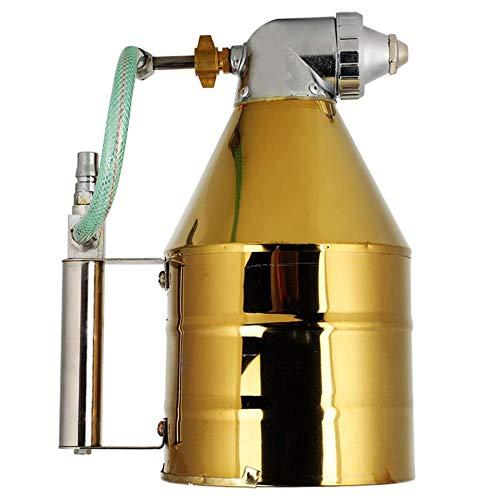 IVY Wand Sprühmaschine, Wandmalerei Sprüher, verstellbare Metallschwerkraft Zementmörtel Sprühmaschine manuelle Spritzmaschine