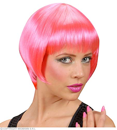 PK 4 PINK RAVE WIGS IN BOX
