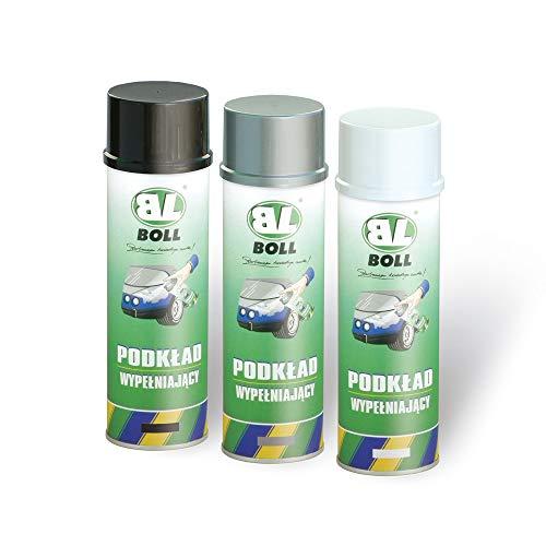 Boll 500ml Acryl Grundierung GRAU Spray Haftgrund Füller 001052