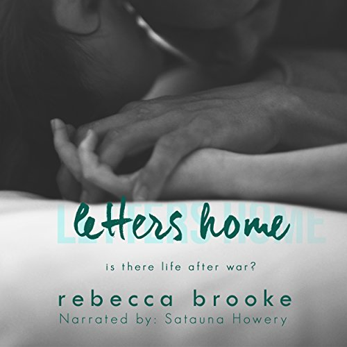 Letters Home audiobook cover art