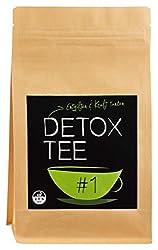 DETOX TEE | Die 28-Tage-Kur ✮ 100g ✮ Ideale Ergänzung zu Ihrer Diät-Ernährung | Kräutertee | Premium Qualität