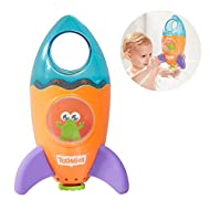 Ideal baby bath time accessory - this toddler toy is an excellent gift for babies to make bath time fun, they won't want to get out of the water! Command by a cute little star - enjoy filling up this kids toy with water and letting it shower down - a...