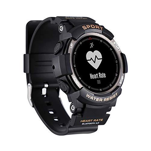 NACHEN Relojes Inteligentes Reloj rastreador de Actividad Fitness con Monitor de Ritmo cardíaco Reloj Podómetro para niños Mujeres y Hombres,Black