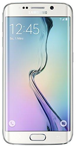 Samsung Galaxy S6 Edge Smartphone (5,1 Zoll (12,9 cm) Touch-Display, 64 GB Speicher, Android 5.0) weiß