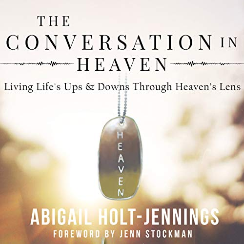 The Conversation in Heaven audiobook cover art