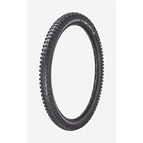 Hutchinson Griffus Neumático de Bicicleta, Unisex Adulto, Negro, 27.5 x 2.50