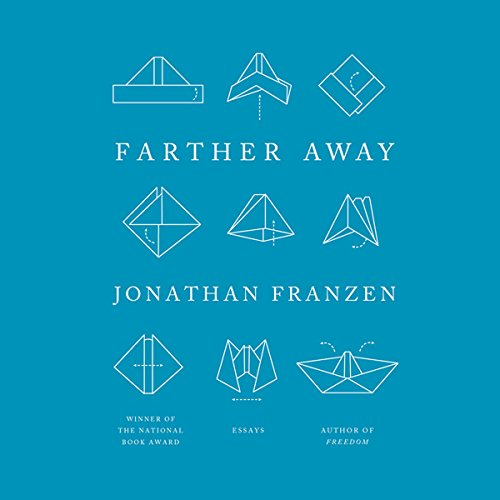 Farther Away audiobook cover art