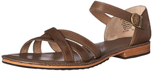 Bogs Women's Nashville Sandal, Cocoa, 5 M US