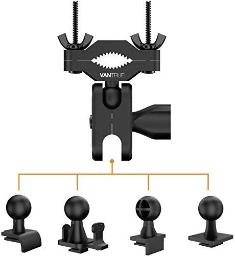 Vantrue Dashcam Rückspiegel-Halterung für Vantrue N2 Pro, N2, X3, T2, T1, X1, X1 Pro X4 Auto Kamera, Rexing V1, V1P Dash Car Camera, Yi 89006 Autokamera Dash Cam