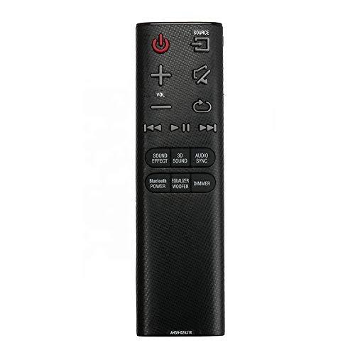 Mando a Distancia de Repuesto AH59-02692E para Barra de Sonido Samsung HW-JM35 HW-JM45 HW-JM6000 HW-JM60 HW-J355 HW-J450 HW-J550 HW-J551 HW-J600000C