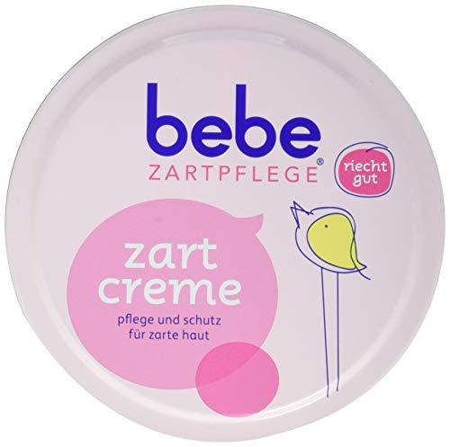bebe Zartpflege Zartcreme/bebe Creme für zarte, junge Haut/Feuchtigkeitsspendende Creme für Kinder...