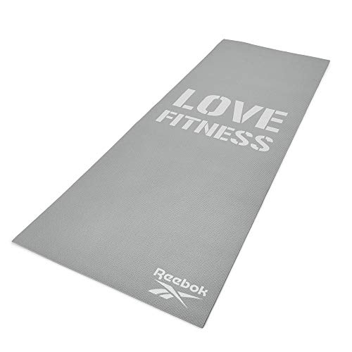 Reebok Colchoneta de Fitness - Gris
