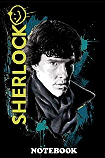 Notebook: Sherlock Holmes , Journal for Writing, College Ruled Size 6
