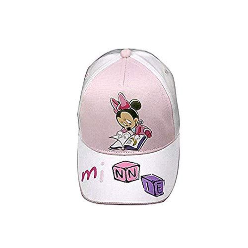 Chapeau Bébé Fille Disney Winnie L'Ourson en Coton Taille Unique-10209008