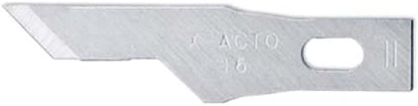 X-Acto Number #16 Scoring Stenciling Precision Blades 5 Pack Xacto X216