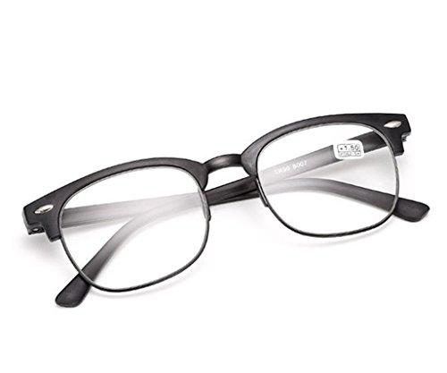 Outstanding® Moda ligera Hyperopia gafas retro marco