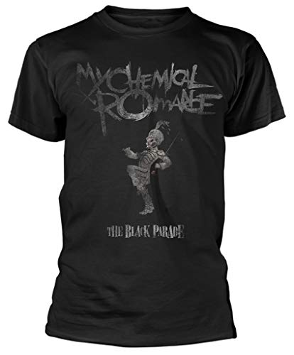 My Chemical Romance 'The Black Parade Distressed' (Black) T-Shirt (x-Large)