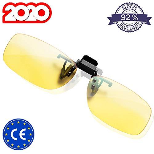 KLIM™ OTG   Gafas Clip Bloquear luz Azul   Nuevas