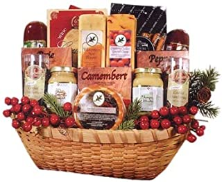 Wisconsin Bounty Cheese Gift Basket
