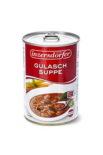 Inzersdorfer Gulaschsuppe, 6er Pack (6 x 400 g)